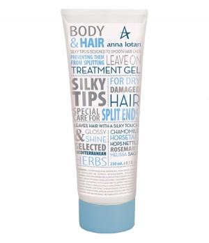 Силки Типс - Гель для ухода за сухими ломкими волосами