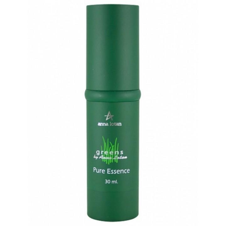 Натуральная эссенция для сухой и зрелой кожи Greens