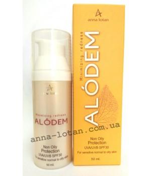 Дневной крем для деликатной кожи SPF 30 Alodem
